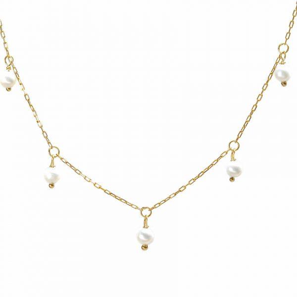 Gargantilla Pearls
